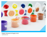 peinture acrylique non toxique 6*3ml pour des étudiants et des enfants