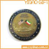 記念品(YB-c-023)のための工場価格の金属の軍の硬貨