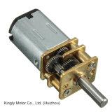 12mm Mini 6V 낮 속도 N20 DC Brush Gear Motor