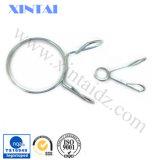 Forma de alambre barata y de alta calidad, alambre de latón (Diseño por el cliente)