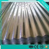 0.18*680mm南アフリカ共和国Sgchの物質的な波形の電流を通された屋根を付けるシート