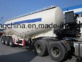 Polvo de material del tanque Transporte Semirremolque (40m3)