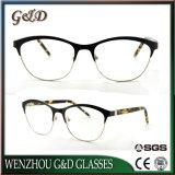 Blocco per grafici ottico dell'acetato dei 2018 i ultimi di disegno del commercio all'ingrosso delle azione occhiali di Eyewear