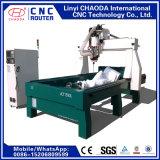 Machine à sculpter CNC pour grandes sculptures en bois mousse, statues, figures