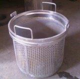 El filtro Meshs con SS304 SS316