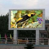 P8 étanche Stadium plein écran LED de couleur des films pour la publicité