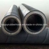 Norma DIN EN 856 SAE100 R13 de quatro ou seis fios de aço da Mangueira Hidráulica