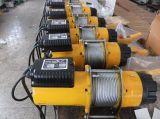 AC 220 / 380V Motor Building Mini Electric Windass voor het heffen van belasting