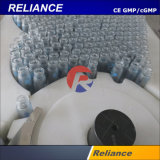 Multi-hoofd en Efficiënt Glas/Plastic Flessenvullen, die en het Afdekken Machine afsluiten