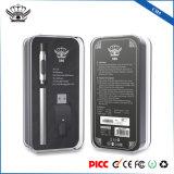 E-Cigarette en verre portative Paypal de Shenzhen d'extrémité du pétrole 0.5ml du bourgeon CH5 290mAh Cbd reçu