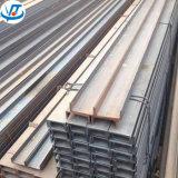 De warmgewalste U-balk van Roestvrij staal 304 met 120X53mm