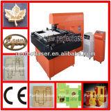 Máquina que corta con tintas Pec-0806-B del papel perfecto del laser