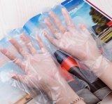 Пластиковый продовольственной перчатки промышленных перчатки Home перчатки