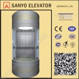 Mrl лифт панорамы 240 градусов круглый (модель: SY-GA-1)