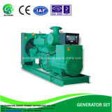 開きなさいタイプディーゼル発電機Cummins Engine Kta38-G2a 800kw/1000kVA (BCS800)によって動力を与えられるセットを/Genset