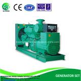 Grupo electrógeno diesel de tipo abierto / Powered by grupo electrógeno Cummins Engine Kta38-G2a 800kw/1000kVA (BCS800).