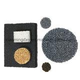O filtro de espuma de cerâmica para filtração de Metal (Material: carboneto de silício, alumina, óxido de zircónio, magnesite)