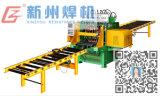 Ligne de fabrication de soudure en plaques de treillis en acier