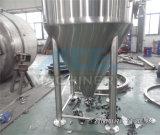 Sanitarios sanitarios de la fermentación del vino de acero inoxidable fermentador tanque (AS-FJG-5B)