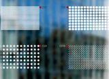 Vidrio plano decorativo Tempered de la impresión de la pantalla de seda