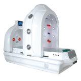 До сих пор инфракрасная сауна спа капсула с фотонного и электродов для дефибрилляции