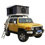 SUV車のガラス繊維のキャンプのトレーラーのための堅いシェルの屋根の上のテント