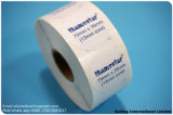 L'étiquette adhésive dans l'entrepôt Prix thermique