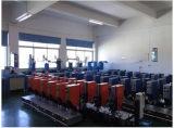 Los enchufes de fábrica, asaltan la soldadora ultrasónica, certificación del Ce