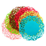 Porte-gobelet de promotion de haute qualité fournisseurs dans le monde de la décoration en plastique