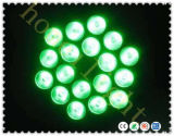 LED 4en1 resistente al agua 18PCS X 10W de luz PAR Full-Color