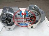 Pompa a ingranaggi idraulica di mercati degli accessori Wa300L-1 Wa320-3 qualità originale di KOMATSU di migliore Ass'y: 705-55-24130