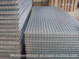 Galvanized elettrico Carbon Steel Wire Mesh Panels per Fencing