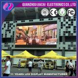 P3.91 prezzi del setaccio a maglie della video visualizzazione della striscia di pubblicità esterna LED