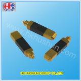 中国(HS-BS-0063)からの銅が付いている精密真鍮ピン