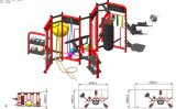 Multifonctionnel Synergy 360 Gym / Machine de gym