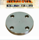 DIN2631 Pn25 Stainless 6 Inch Forged Plate Flange