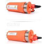 Zonne Pomp met Brushless Permanente Motor van het Magnetisme gelijkstroom