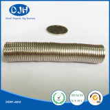 N42 Sterke Ronde Permanente Magneten voor Elektronische Component