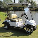 Chariot de golf / Buggy / Voiture avec panneau solaire 2 places