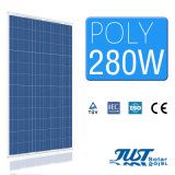 280W多PVのモジュールのホームのための最もよい太陽エネルギーの計画