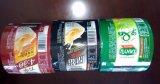 Stili su ordinazione del commestibile che laminano la pellicola del sacchetto di plastica