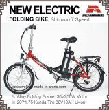20 Zoll-elektrisches faltendes Fahrrad-Falten-elektrisches Fahrrad
