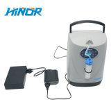 Concentrador de oxigênio Li-Battery recarregável com saco, Carrinho