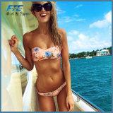 Красочные Sexy моды линии бикини пляжную для леди