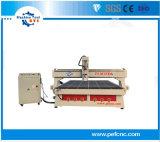 Füße 5X10 CNC-Fräser-Holzbearbeitung-Maschine mit Vakuumpumpe M1530A