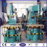 Máquina de molde do aperto do Microseism Z144