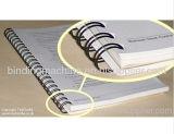 Büro-elektrische Spule Binfing Maschine des Papierformat-A4 (SUPER47E PLUS)