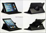 Caja elegante giratoria de la tablilla del soporte de 360 grados para el iPad