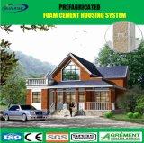 Casa modular prefabricada del envase de la casa del edificio del bastidor de estructura de acero