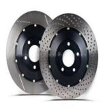Sirva Auto partes separadas discos de freio do carro fornecedor C20326